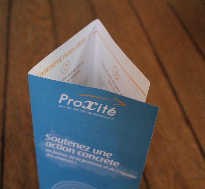 Proxité – Flyer